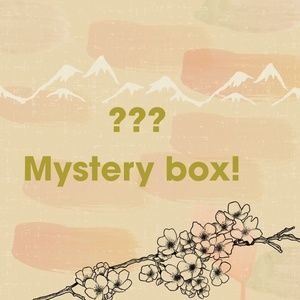 Jewelry - Mystery box!!  You will get 4 of my pieces